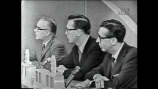 "Jazz broadcaster and producer Willis Conover on ""To Tell the Truth"" (April 8, 1963)"