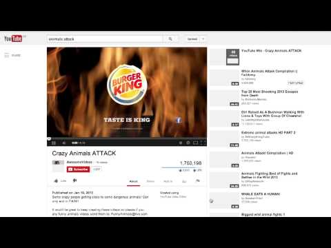 Burger King 'Pre-roll' via Colenso BBDO and Flying Fish via StopPress
