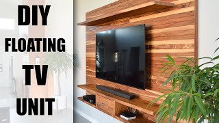 149 Perfect TV Wall Ideas That Will not Sacrifice Your Look 3