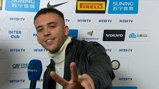 "VEGAS JONES: ""A San Siro per tifare Inter"" 