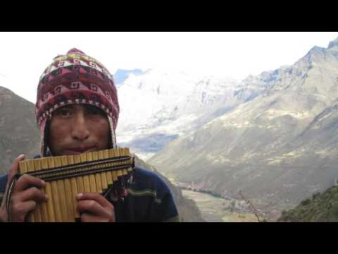 The song The Winner Takes It All by ABBA in a pan flute version