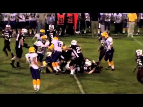 Josh Gray Jr Year Highlights Class of 2014 Bucksport High School