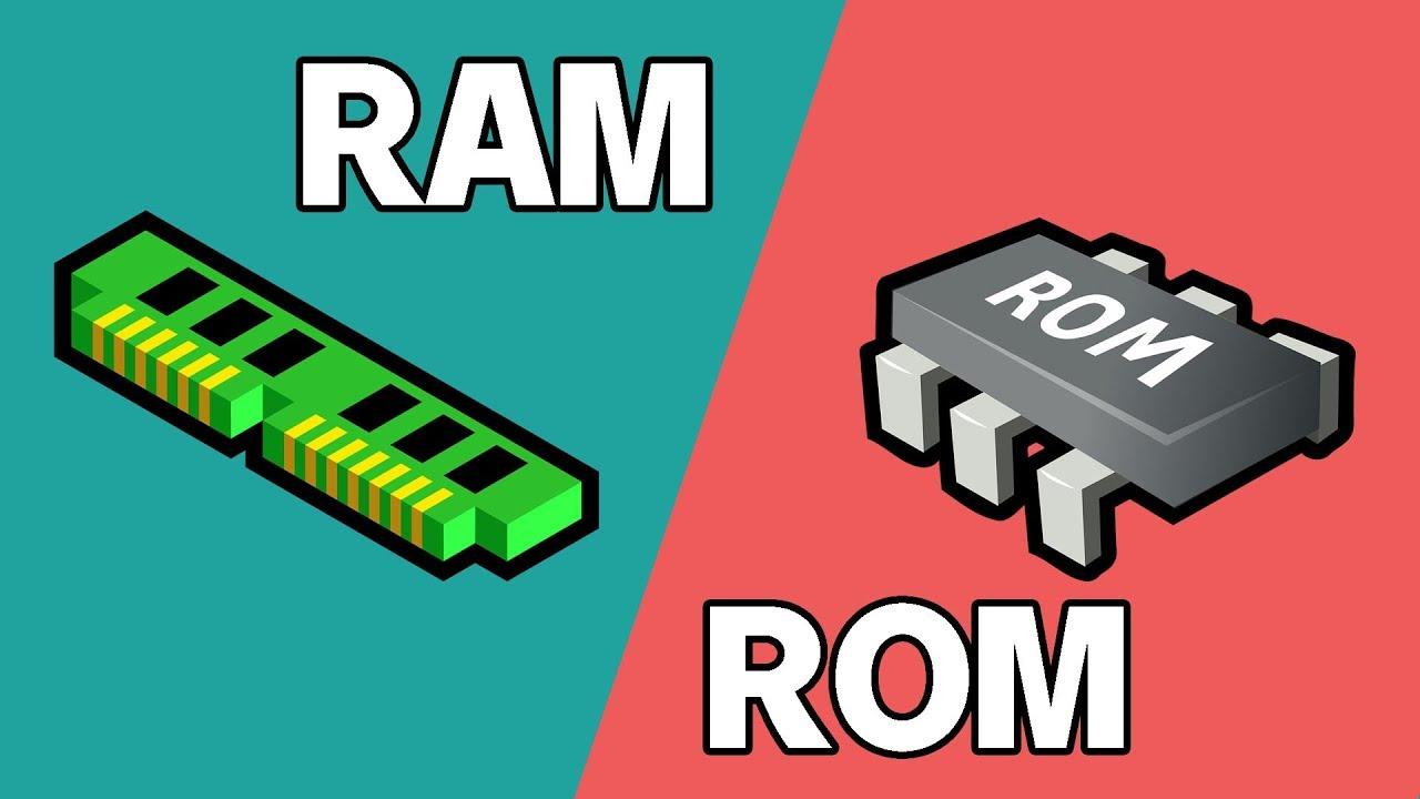 RAM和ROM到底有什么區別? - YouTube