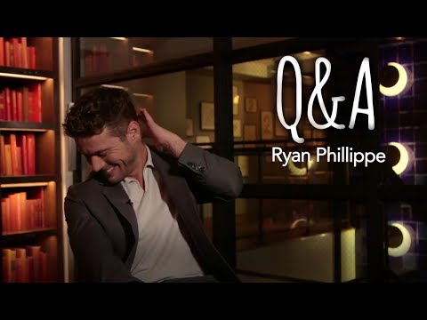 Q&A with Ryan Phillippe