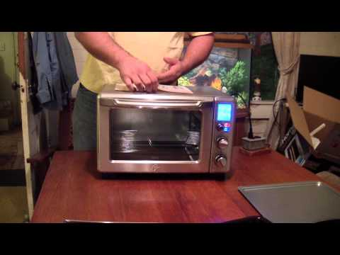 Oster Toaster Oven  Function Overview