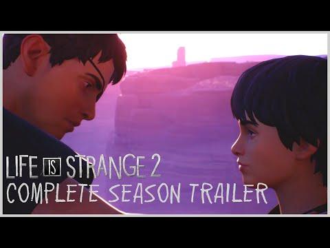 Life is Strange 2 - The Complete Season Trailer [PEGI]
