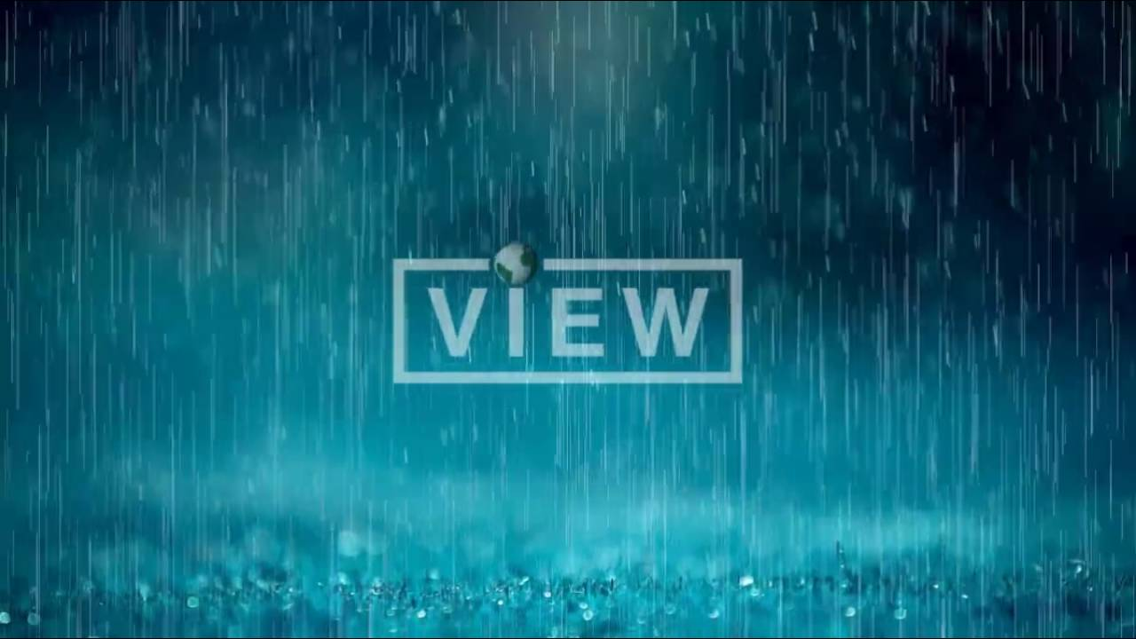 Tiếng mưa rơi | Rain Sounds 1 Hours: Âm thanh của mưa: dễ ngủ, thư giãn đầu óc |  tiếng ồn trắng