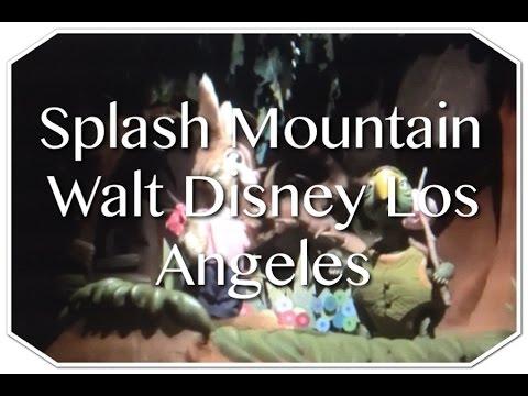 Splash Mountain |Walt Disney World Resort 2014 Los Angeles|  California