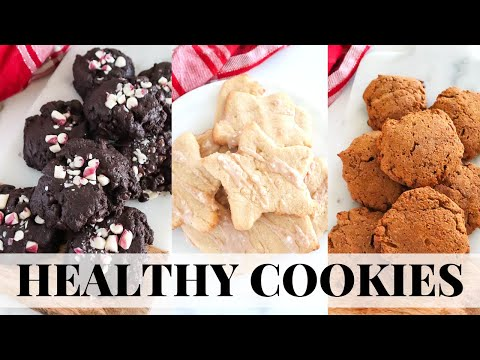 HEALTHY CHRISTMAS COOKIES: easy, delicious, paleo recipes