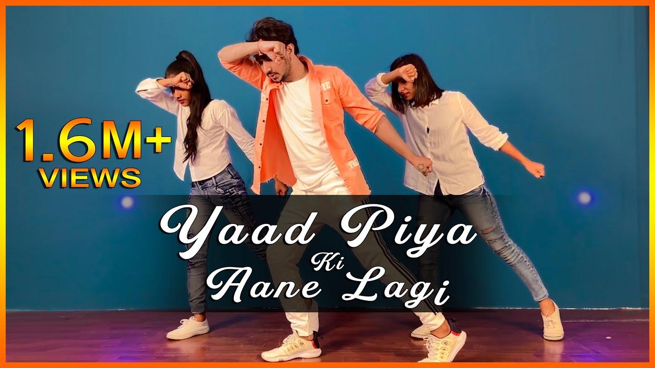 Yaad Piya Ki Aane Lagi Dance with Tutorial | Vicky Patel Choreography | TikTok Viral Video