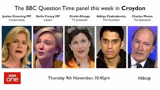 Question Time 9/11/17: Weak Theresa May, firing Johnson, tax dodgers in paradise, pestminster