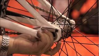 Redline Flight Bikes 2012: Interbike 2011