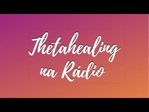 No ar - Entrevista Thetahealing exclusiva para a rádio vanguarda com Reporter Sandra Serafim