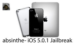 Скачать How To Jailbreak IPhone 4s IPad 2 Absinthe IOS 5 0 1 Untethered