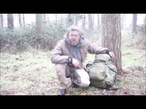 Ray Mears LeafCutter Rucksack