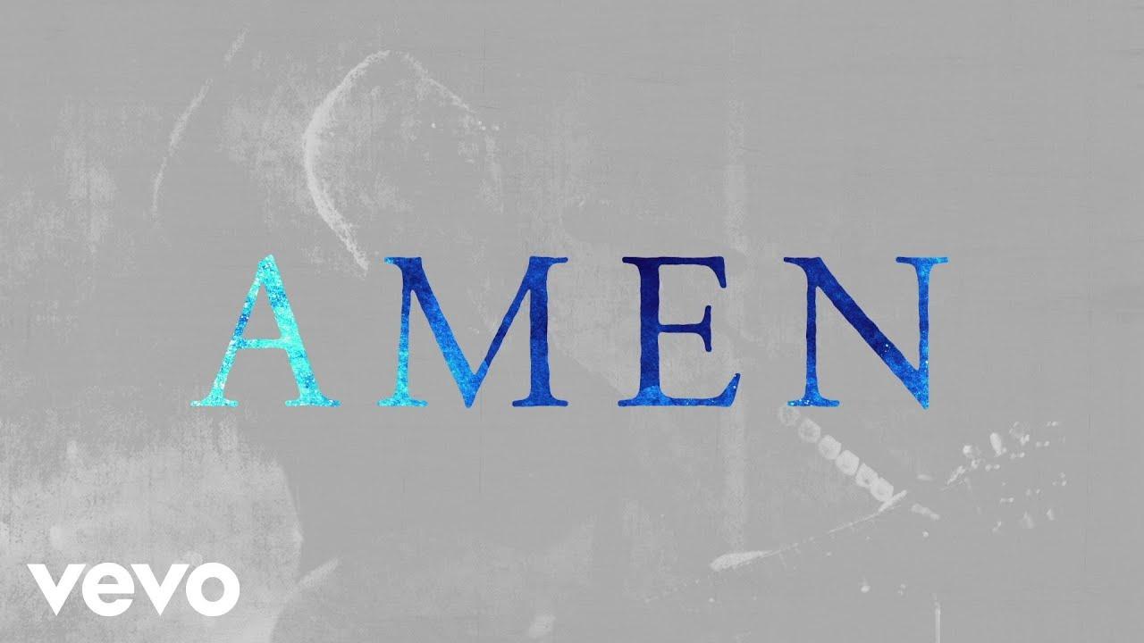 Steven Curtis Chapman Amen Official Lyric Video Chords