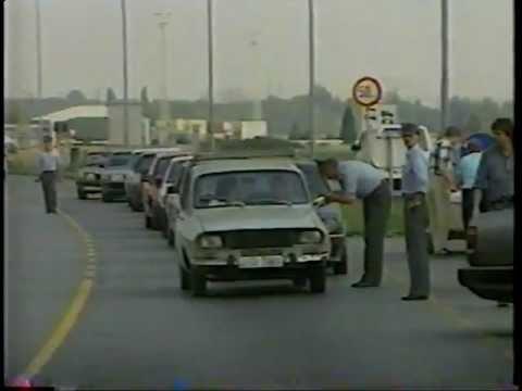 East Germany & Hungary 1989