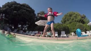 Camping Aude avec piscine