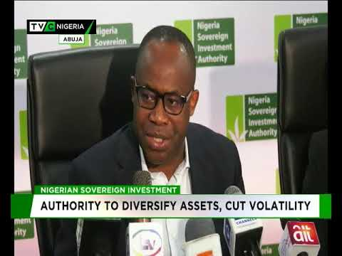 Nigerian Sovereign Investment: Authority to diversify assets