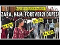 ✅ZARA DUPES! H&M, FOREVER21 DUPES MARKET! ₹350, ₹500 | Rajouri Garden Shopping, West Delhi!