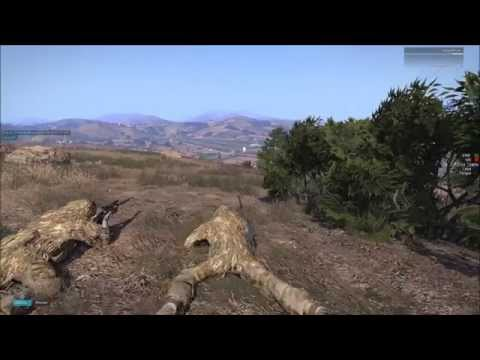 Arma 3 - CTI Warfare - Stealth Mission