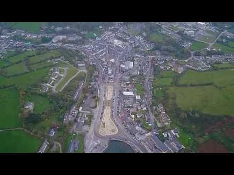 Bantry, Co. Cork. Ireland. DJI Mavic Pro. 4K.