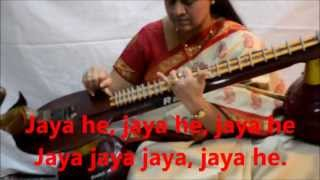 The National Anthem and National songs of India