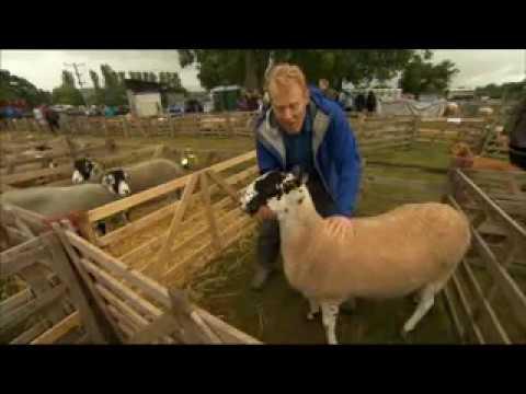 Yorkshire.  Breeds,  habitat and farming. BBC Counryfile