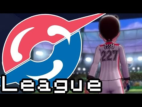 Pokemon Sword and Shield Gym Masters, League and Post Game