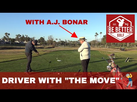 AJ Bonar Driver Lesson and Stan Leonard's Secret | Be Better Golf