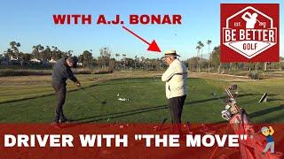 AJ Bonar Driver Lesson and Stan Leonard's Secret | Be Better Golf