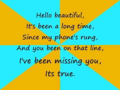 Jonas Brothers Hello Beautiful lyrics