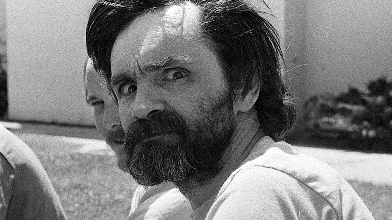 Mass Murderer Charles Manson Marriage License