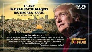 REBUTAN BAITULMAQDIS OLEH ISRAEL | SOLIDARITI UNTUK PALESTINE