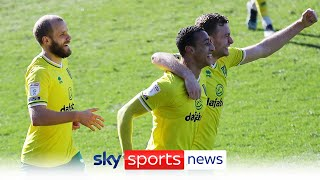Norwich City promoted to Premier League as Swansea and Brentford fail to win