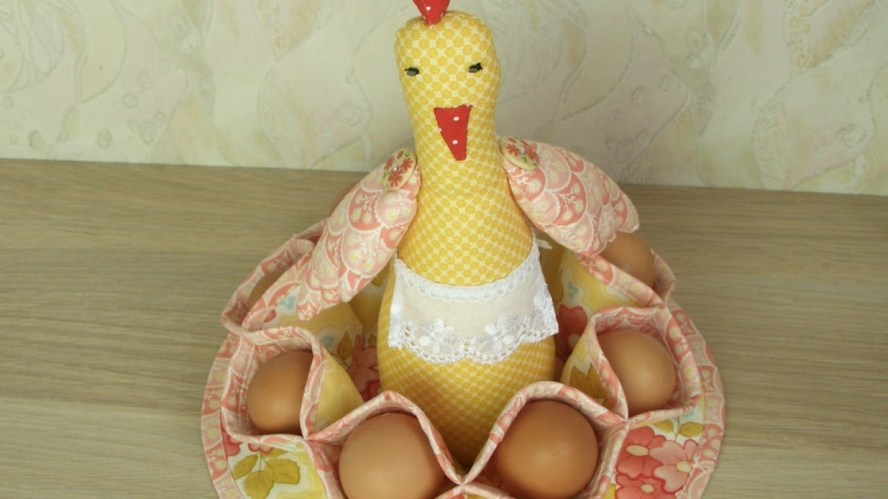 Sew a festive easter chicken diy crafts guidecentral youtube sew a festive easter chicken diy crafts guidecentral negle Image collections