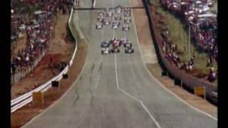 73年F1スタート風景&イギリスGPシルバーストーンクラッシュシーン
