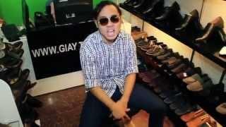 Ý tưởng viral clip bán giầy bắt chước Gangnamstyle