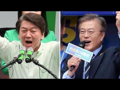 Elections signal a major shift in South Korea's politics