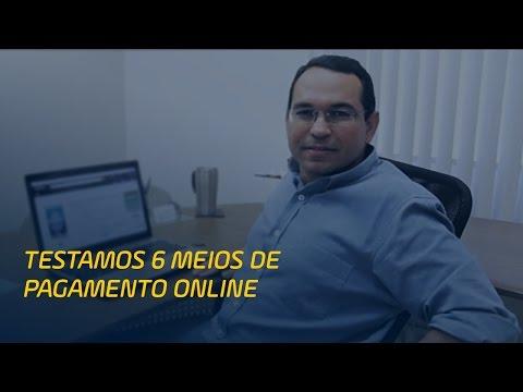 Testamos 6 meios de pagamento online: Descubra os resultados! from YouTube · Duration:  12 minutes 47 seconds