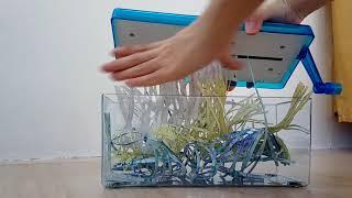 Manual Paper Shredder Demo