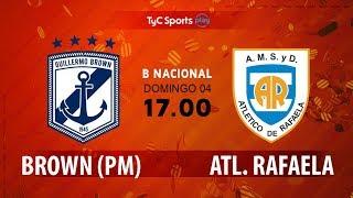 Guillermo Brown vs Atletico Rafaela full match