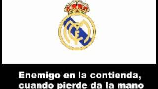 vuclip Himno del Real Madrid C.F.(Con letra)