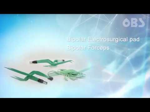 Биполярные пинцеты к электрохирургическим аппаратам серии OBS