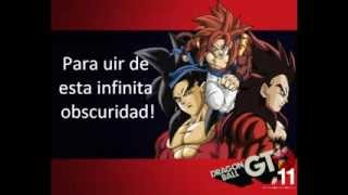 Dragon Ball GT Opening latino full Mi corazon encantado +MP3 by Alejandro Arnais Con letra)