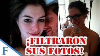 Anne hathaway es hackeada y se filtran sus fotos intimas