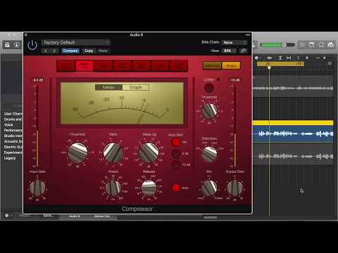 Logic Pro X Mixing Tutorial - Processing Pop Vocals With STOCK Plugins!