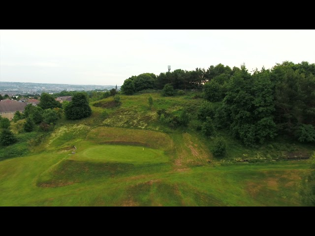 Clayton Golf Club Hole 4