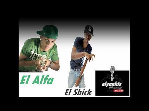 El Alfa Ft. El Shick-Conto El Piquete (Prod. Chimbala)
