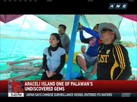 WATCH: Palawan's undiscovered gem